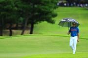 2018年 RIZAP KBCオーガスタゴルフトーナメント 初日 キム・キョンテ