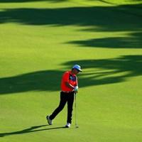 あーなんとなく伝わります。上手くいかなかったな 2018年 RIZAP KBCオーガスタゴルフトーナメント 2日目 キム・キョンテ