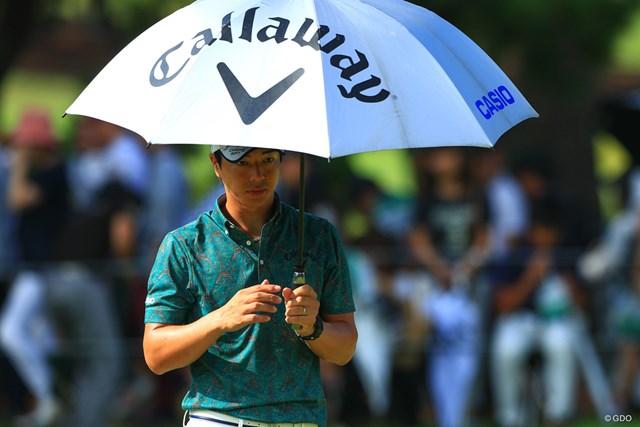 体調不良に苦しみながら石川遼は「68」をマークした