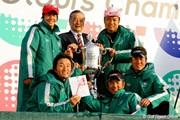2009年 Hitachi 3Tours Championship 2009 事前 JGTOチーム