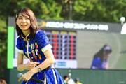 2018年 RIZAP KBCオーガスタゴルフトーナメント 3日目 HKT48スペシャルライブ