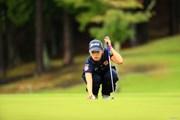 2018年 ゴルフ5レディス プロゴルフトーナメント 2日目 安田彩乃