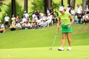 2018年 ゴルフ5レディス プロゴルフトーナメント 2日目 有村智恵