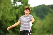 2018年 ゴルフ5レディス プロゴルフトーナメント 2日目 福嶋浩子