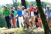 2018年 ゴルフ5レディス プロゴルフトーナメント 最終日 申ジエ