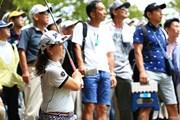 2018年 ゴルフ5レディス プロゴルフトーナメント 最終日 香妻琴乃