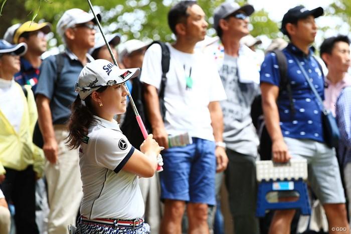 ビッグスコア「66」で8アンダーフィニッシュ 2018年 ゴルフ5レディス プロゴルフトーナメント 最終日 香妻琴乃