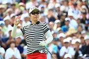 2018年 ゴルフ5レディス プロゴルフトーナメント 最終日 比嘉真美子