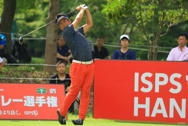 池田勇太はベスト8進出。今季初優勝へ前進した