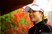 2009年 LPGA新人戦 最終日 竹村真琴