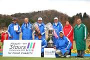 2009年 Hitachi 3Tours Championship 2009 PGAチーム