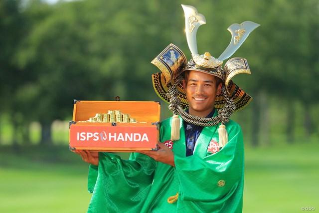 タンヤゴーン・クロンパがツアー初優勝を飾った