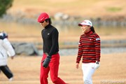 2009年 Hitachi 3Tours Championship 2009 石川遼と横峯さくら