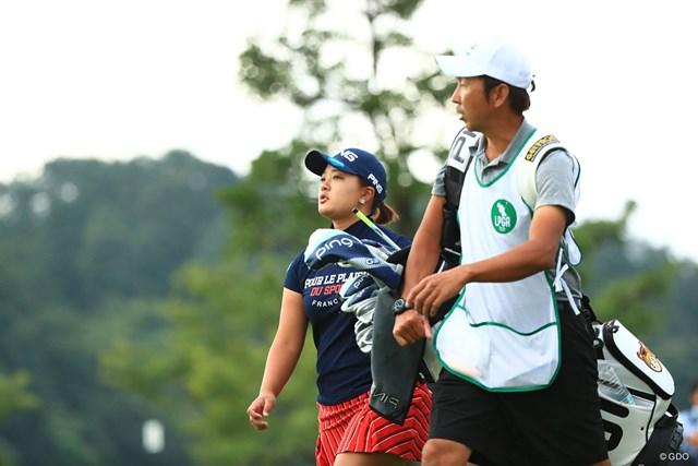 鈴木愛は2カ月ぶりのツアー復帰戦を26位タイで終えた