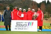2009年 Hitachi 3Tours Championship 2009 LPGAチーム