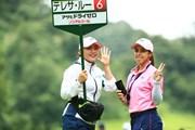 2018年 日本女子プロ選手権大会コニカミノルタ杯 最終日 河本結