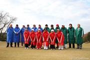2009年 Hitachi 3Tours Championship 2009 集合写真