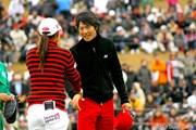 2009年 Hitachi 3Tours Championship 2009 石川遼&横峯さくら