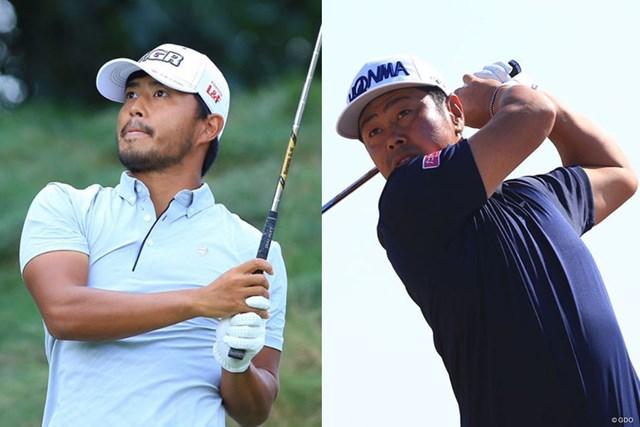 ともに海外ツアーを主戦場にする小平智と谷原秀人が日本勢3度目の優勝を狙う