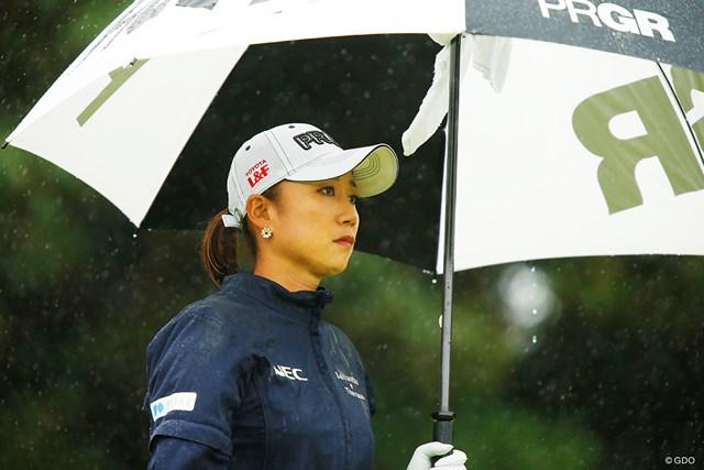 雨と傘と私
