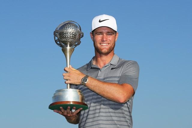昨年はルーカス・ビェルレガードが欧州ツアー初優勝を果たした(Warren Little/Getty Images)