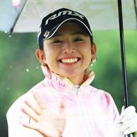 ちょっと出遅れたけどナイスなスマイル 2018年 ミヤギテレビ杯ダンロップ女子オープン 初日 江澤亜弥