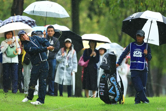 2018年 アジアパシフィック選手権ダイヤモンドカップ 2日目 石川遼 石川遼の復帰戦は予選落ち「前日よりもショットは良かった」