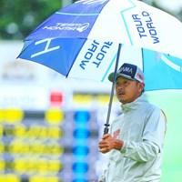 単独首位に立った岩田寛。このまま逃げ切れるか 2018年 アジアパシフィック選手権ダイヤモンドカップ 2日目 岩田寛