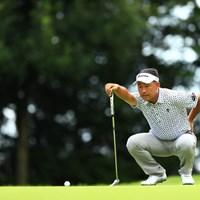 アマチュアはここまで腰痛がひどければプレーはやめましょう2 2018年 アジアパシフィック選手権ダイヤモンドカップゴルフ 3日目 久保谷健一