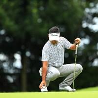 アマチュアはここまで腰痛がひどければプレーはやめましょう 2018年 アジアパシフィック選手権ダイヤモンドカップゴルフ 3日目 久保谷健一