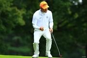 2018年 アジアパシフィック選手権ダイヤモンドカップゴルフ 3日目 チェ・ホソン