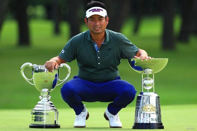 2018年 アジアパシフィック選手権ダイヤモンドカップゴルフ 最終日 池田勇太 ツアー通算20勝目とした池田勇太