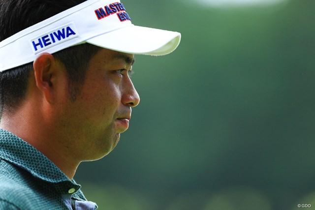 2018年 アジアパシフィック選手権ダイヤモンドカップゴルフ 最終日 池田勇太 勝利を確信した男の顔