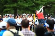 2018年 ミヤギテレビ杯ダンロップ女子オープン 最終日 佐伯三貴