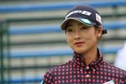 2018年 日本女子オープンゴルフ選手権競技 事前 松田鈴英