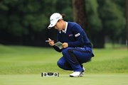 2018年 日本女子オープンゴルフ選手権競技 事前 吉田優利