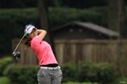 2018年 日本女子オープンゴルフ選手権競技 事前 諸見里しのぶ