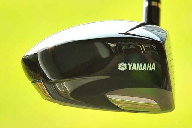 新製品レポート「ヤマハ インプレスX V201 ドライバー」 NO.4 ヘッドのフォルムはディープバック