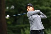 2018年 日本女子オープンゴルフ選手権競技 初日 葭葉ルミ