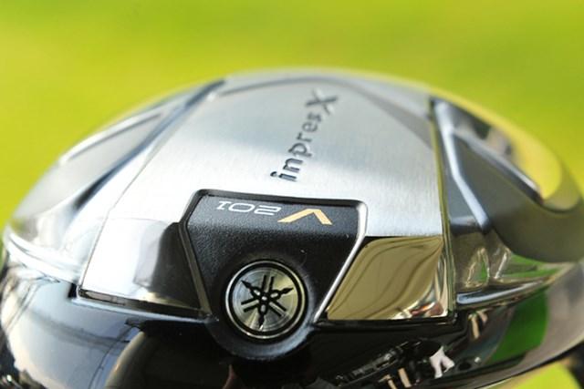 新製品レポート「ヤマハ インプレスX V201 ドライバー」 NO.5 きれいなソール形状をしている「インプレスX V201」