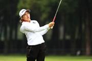 2018年 日本女子オープンゴルフ選手権競技 初日 丹萌乃