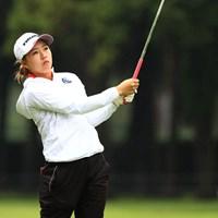 3アンダー6位タイで2Rへ 2018年 日本女子オープンゴルフ選手権競技 初日 丹萌乃