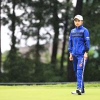 今日は1オーバーフィニッシュ 2018年 日本女子オープンゴルフ選手権競技 初日 安田祐香