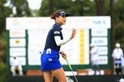2018年 日本女子オープンゴルフ選手権競技 初日 ユ・ソヨン