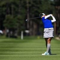 名前の由来は「未来が有るように」。アマチュアの後藤未有が上位に浮上した 2018年 日本女子オープンゴルフ選手権競技 2日目 後藤未有