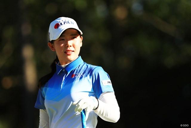 2018年 日本女子オープンゴルフ選手権競技 2日目 吉田優利 アマ3冠の権利を残して週末へ