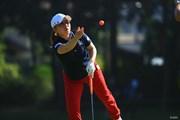 2018年 日本女子オープンゴルフ選手権競技 2日目 宮里美香