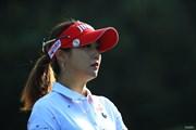 2018年 日本女子オープンゴルフ選手権競技 2日目 キム・ハヌル
