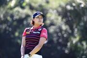 2018年 日本女子オープンゴルフ選手権競技 2日目 チョン・インジ