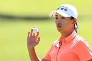 2018年 日本女子オープンゴルフ選手権競技 2日目 フェービー・ヤオ